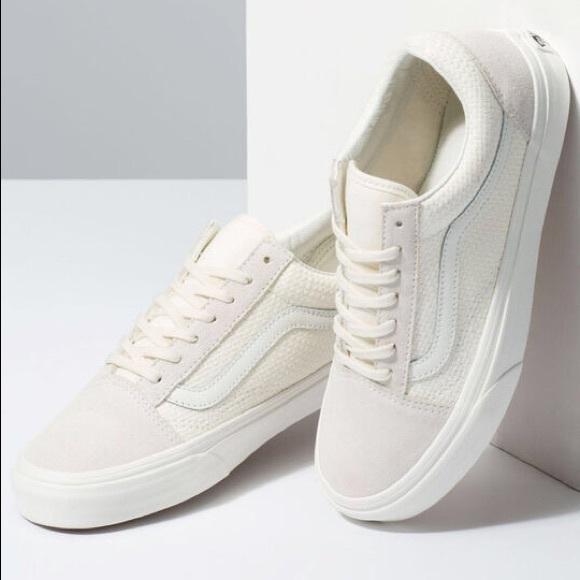 Vans Shoes | Vans Old Skool Woven Check